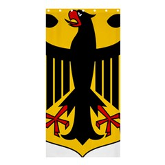 Coat of Arms of Germany Shower Curtain 36  x 72  (Stall)