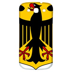 Coat of Arms of Germany Samsung Galaxy S3 S III Classic Hardshell Back Case