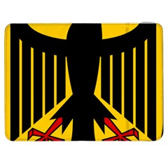 Coat of Arms of Germany Samsung Galaxy Tab 7  P1000 Flip Case