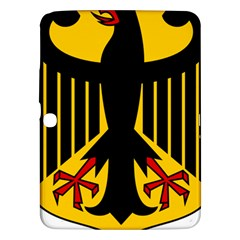 Coat of Arms of Germany Samsung Galaxy Tab 3 (10.1 ) P5200 Hardshell Case