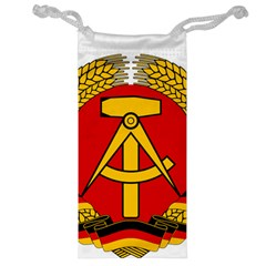 National Emblem of East Germany  Jewelry Bag