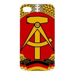 National Emblem of East Germany  Apple iPhone 4/4S Hardshell Case