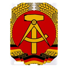 National Emblem of East Germany  Apple iPad 3/4 Hardshell Case
