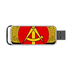 National Emblem of East Germany  Portable USB Flash (Two Sides)