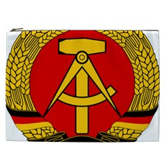 National Emblem of East Germany  Cosmetic Bag (XXL)