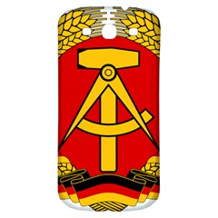 National Emblem of East Germany  Samsung Galaxy S3 S III Classic Hardshell Back Case