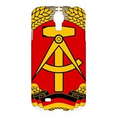 National Emblem of East Germany  Samsung Galaxy S4 I9500/I9505 Hardshell Case