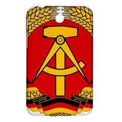 National Emblem of East Germany  Samsung Galaxy Tab 3 (7 ) P3200 Hardshell Case