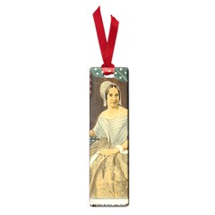 Betsy Ross Author of The First American Flag and Seal Patriotic USA Vintage Portrait Small Book Marks