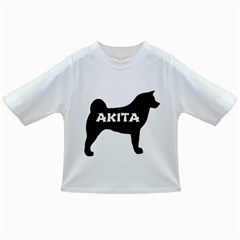 Akita Name Silo Infant/Toddler T-Shirts