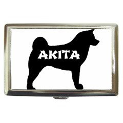 Akita Name Silo Cigarette Money Cases
