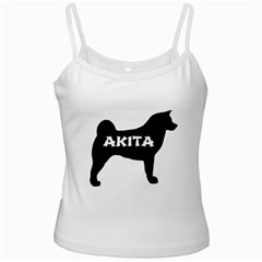 Akita Name Silo Ladies Camisoles