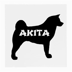 Akita Name Silo Medium Glasses Cloth (2-Side)