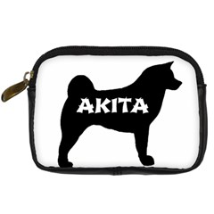 Akita Name Silo Digital Camera Cases