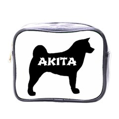Akita Name Silo Mini Toiletries Bags