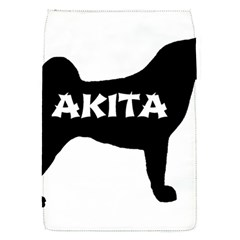 Akita Name Silo Flap Covers (S)