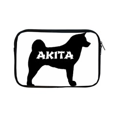 Akita Name Silo Apple iPad Mini Zipper Cases