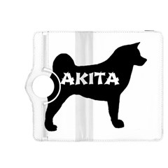 Akita Name Silo Kindle Fire HDX 8.9  Flip 360 Case