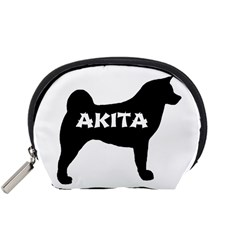 Akita Name Silo Accessory Pouches (Small)