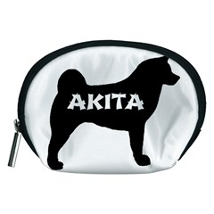 Akita Name Silo Accessory Pouches (Medium)