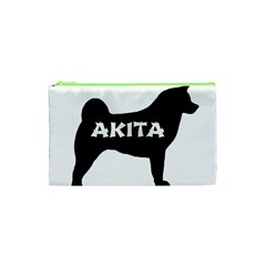 Akita Name Silo Cosmetic Bag (XS)