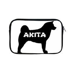 Akita Name Silo Apple MacBook Pro 13  Zipper Case