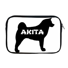 Akita Name Silo Apple MacBook Pro 17  Zipper Case