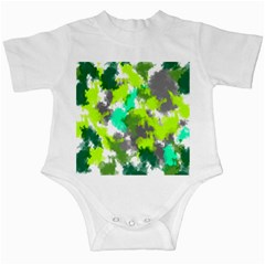 Abstract Watercolor Background Wallpaper Of Watercolor Splashes Green Hues Infant Creepers