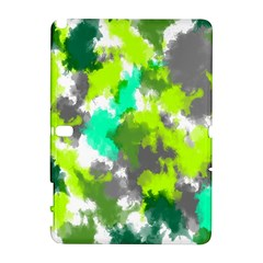 Abstract Watercolor Background Wallpaper Of Watercolor Splashes Green Hues Galaxy Note 1