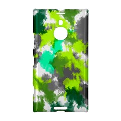 Abstract Watercolor Background Wallpaper Of Watercolor Splashes Green Hues Nokia Lumia 1520
