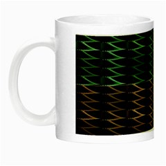 Multicolor Pattern Digital Computer Graphic Night Luminous Mugs