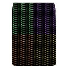 Multicolor Pattern Digital Computer Graphic Flap Covers (l)