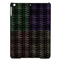 Multicolor Pattern Digital Computer Graphic Ipad Air Hardshell Cases