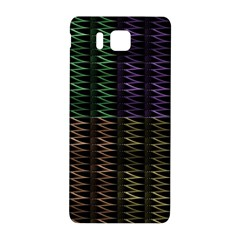 Multicolor Pattern Digital Computer Graphic Samsung Galaxy Alpha Hardshell Back Case