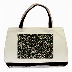 Camouflaged Seamless Pattern Abstract Basic Tote Bag (two Sides)