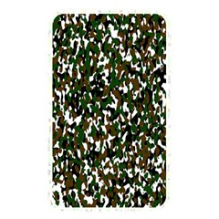 Camouflaged Seamless Pattern Abstract Memory Card Reader