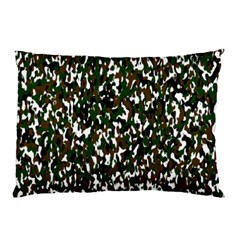 Camouflaged Seamless Pattern Abstract Pillow Case (two Sides)