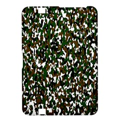 Camouflaged Seamless Pattern Abstract Kindle Fire HD 8.9