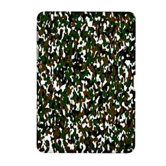 Camouflaged Seamless Pattern Abstract Samsung Galaxy Tab 2 (10 1 ) P5100 Hardshell Case