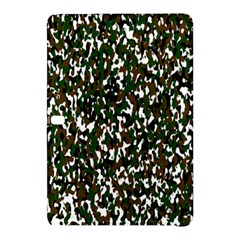 Camouflaged Seamless Pattern Abstract Samsung Galaxy Tab Pro 10.1 Hardshell Case