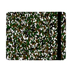Camouflaged Seamless Pattern Abstract Samsung Galaxy Tab Pro 8 4  Flip Case