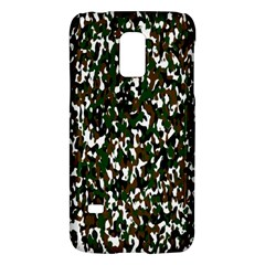 Camouflaged Seamless Pattern Abstract Galaxy S5 Mini