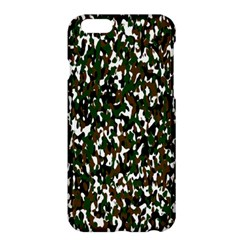 Camouflaged Seamless Pattern Abstract Apple Iphone 6 Plus/6s Plus Hardshell Case