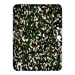 Camouflaged Seamless Pattern Abstract Samsung Galaxy Tab 4 (10.1 ) Hardshell Case