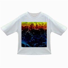 Abstract Background Infant/Toddler T-Shirts