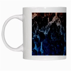 Abstract Background White Mugs
