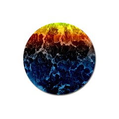 Abstract Background Magnet 3  (round)