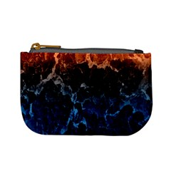 Abstract Background Mini Coin Purses