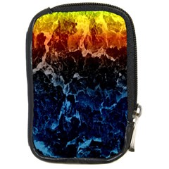 Abstract Background Compact Camera Cases