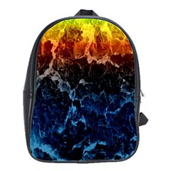 Abstract Background School Bags(Large)